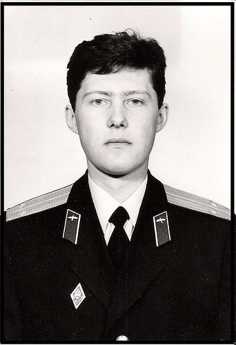 3гр.лейтенант Бурлов Валерий