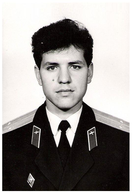 2гр.лейтенант Ковров Сергей